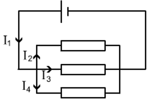 2.17 understand why current is conserved at a junction in a circuit